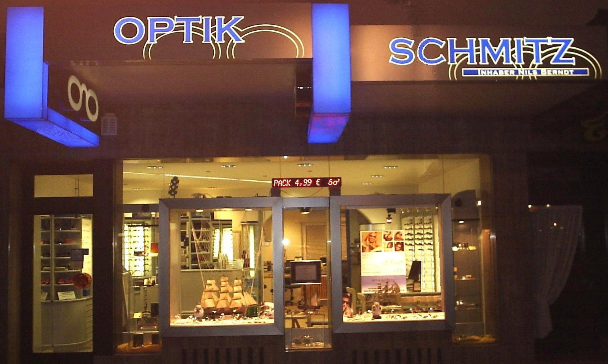 Sehzentrum Optik Schmitz